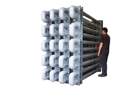 Tubular seawater electrolyzer